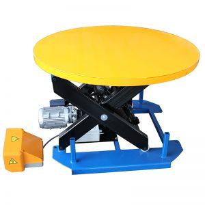 HRL1000 Стационарна маса за подигнување со вртливата плоча