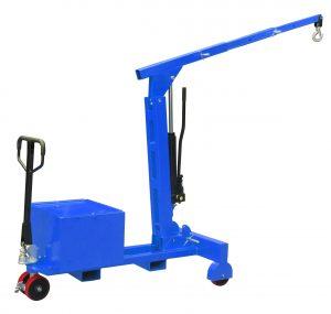 LH075J контра-балансиран кран за продавници