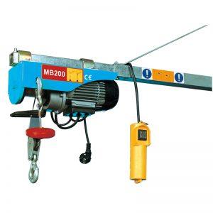MB200 Mini електричен дигалка, дигалка за електрична лост