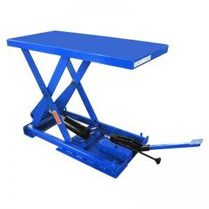 FBX50 стационарна маса за подигање ножици за пумпи за стапала